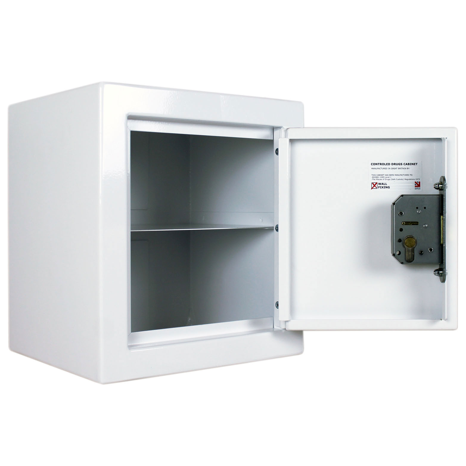 Controlled Drugs Cabinet | 27 Litre Small