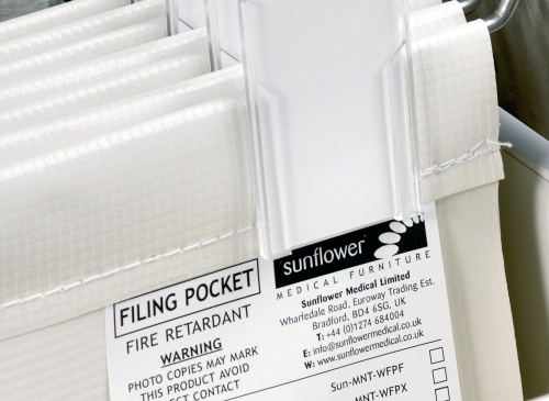 Filing Pocket X-Ray 360x470mm Pack of 10